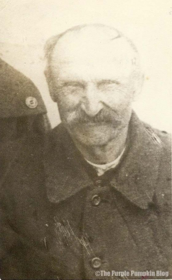 My Great-Grandfather - Joseph Maliskas Circa 1920s