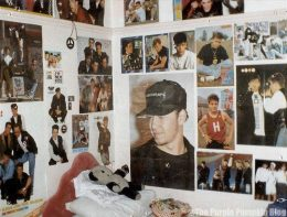 NKOTB Bedroom