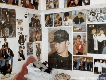 NKOTB Bedroom