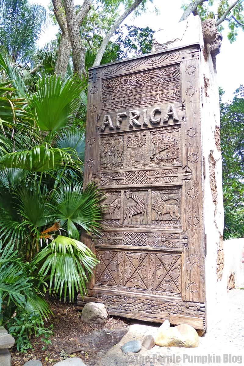 Africa - Disney's Animal Kingdom