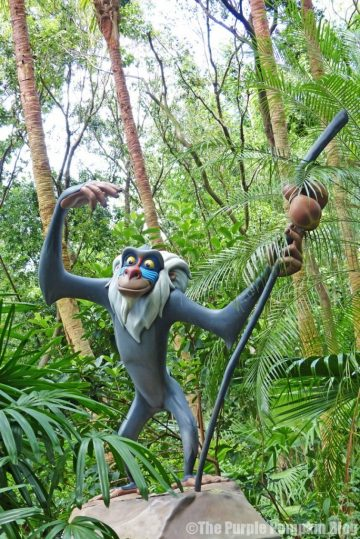 Rafiki's Planet Watch at Animal Kingdom