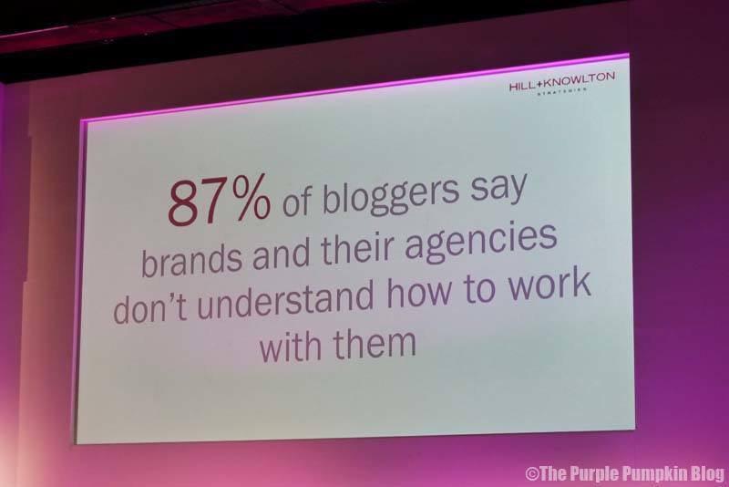 Bloggers working with Brands