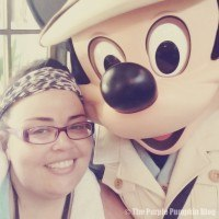 Me with Mickey Mouse at Tusker House