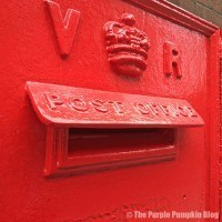Queen Victoria Post Box