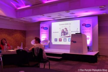 Social Media Optimisation at BritMums Live 2015