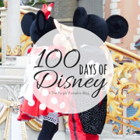 100 Days of Disney on The Purple Pumpkin Blog 2015