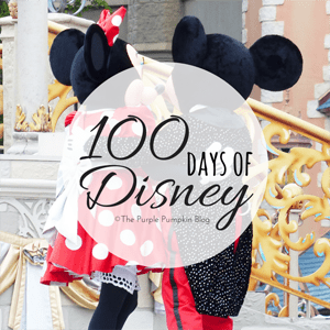 100 Days of Disney on The Purple Pumpkin Blog 2015