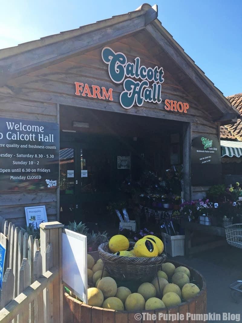 Calcott Hall Farm Shop – Brentwood, Essex