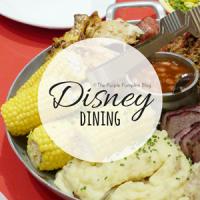 Disney Dining on The Purple Pumpkin Blog