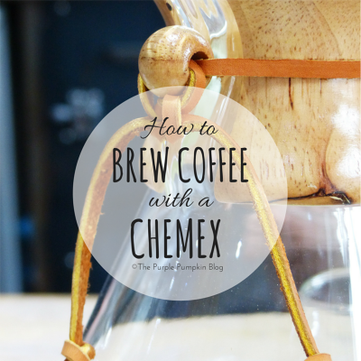 How To Brew Coffee With A Chemex CoffeeMaker