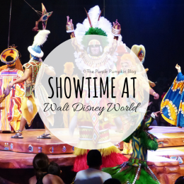 Showtime at Walt Disney World