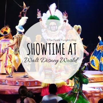 Showtime at Walt Disney World