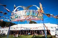 The Bollywood Tent at Camp Bestival