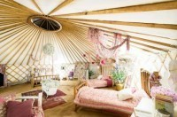 The Daydream Yurt at Camp Bestival