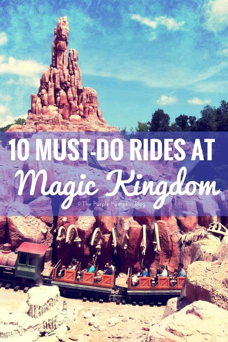 10 Must Do Rides At Magic Kingdom