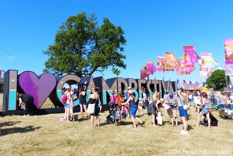 Our Weekend at Camp Bestival Video