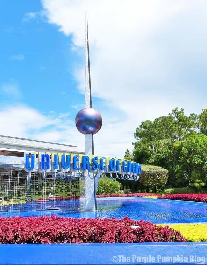 Disney Alphabet U - Universe of Energy