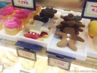 Disney Snacks - Mickey Gingerbread