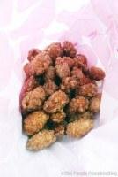 Disney Snacks - Cinnamon Almonds