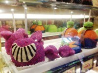 Disney Snacks - Character Candy Apples