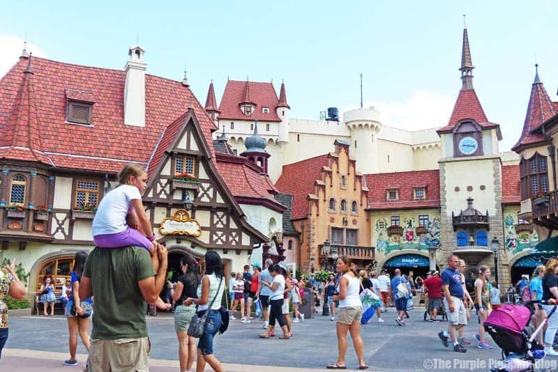 Germany Pavilion - Epcot World Showcase