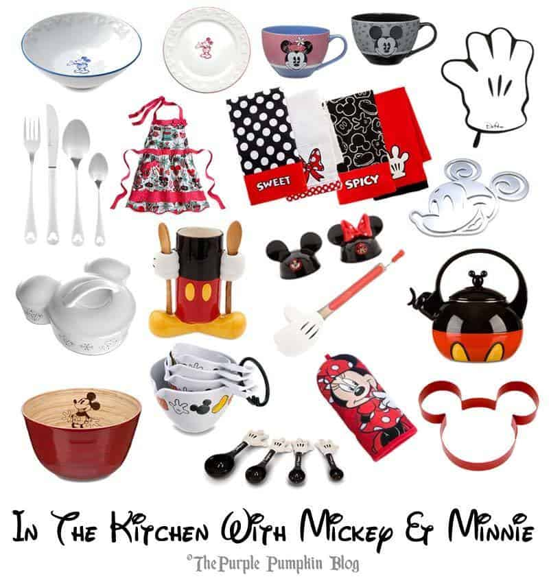 In The Kitchen With Mickey & Minnie
