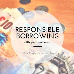 Responsible Borrowing with a Personal Loan