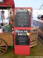 S'Juice Me at Camp Bestival