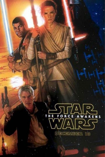 Star Wars Episode VII - The Force Awakens