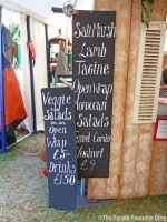 The Thoroughly Wild Meat Co at Camp Bestival