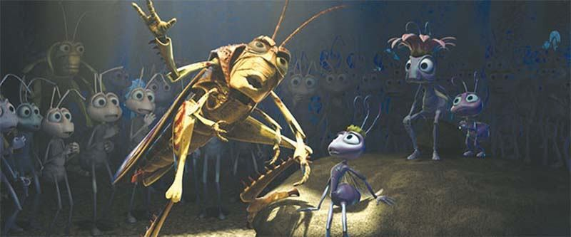 A Bugs Life 25100DaysOfDisney The Purple Pumpkin Blog