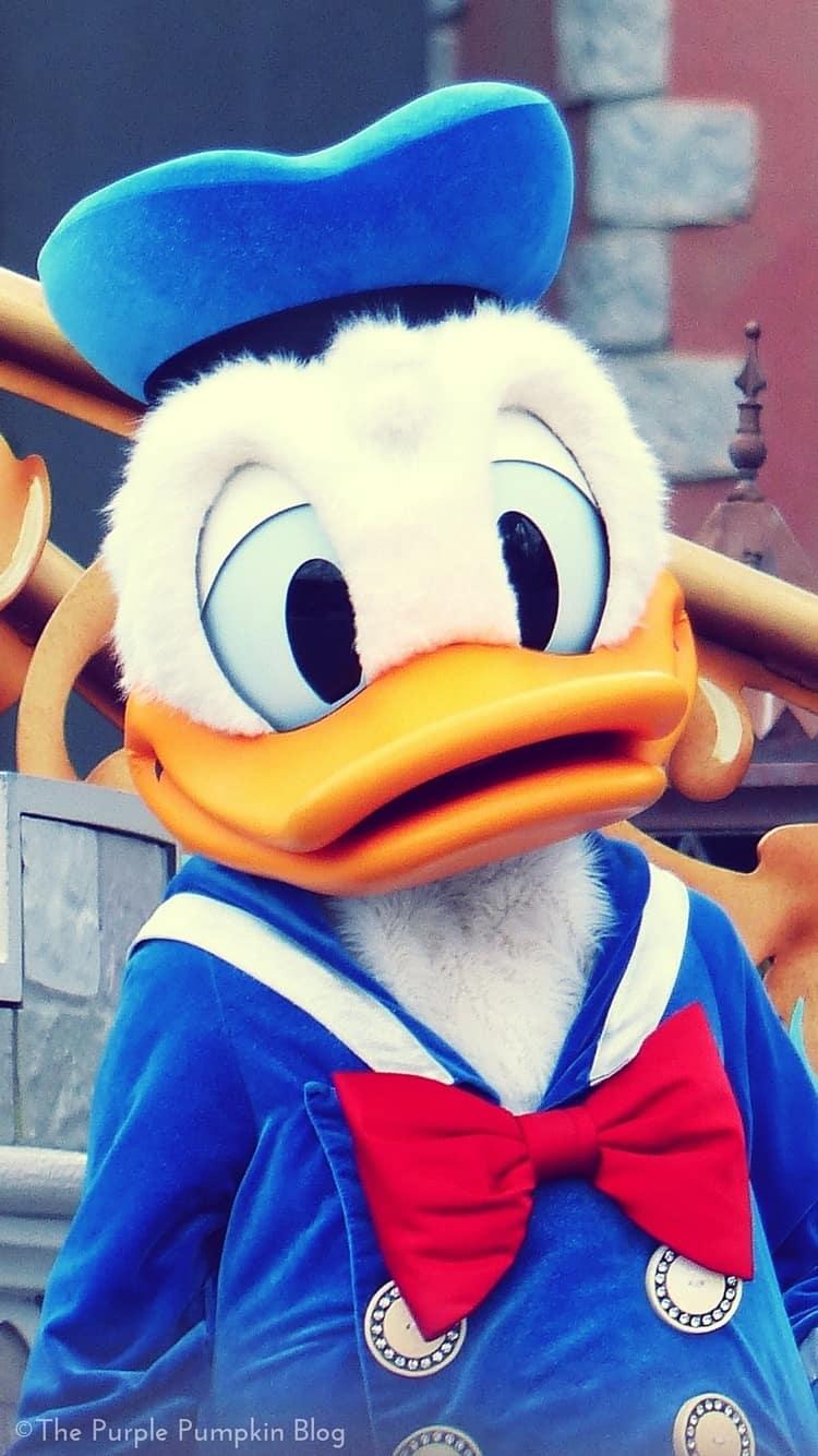 Donald Duck iPhone Disney Wallpapers
