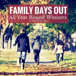 Family Days Out - All Year Round Winners