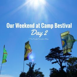 Our Weekend at Camp Bestival - Day 2