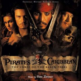 Pirates of the Caribbean CD