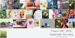 September Roundup Project 365 2015