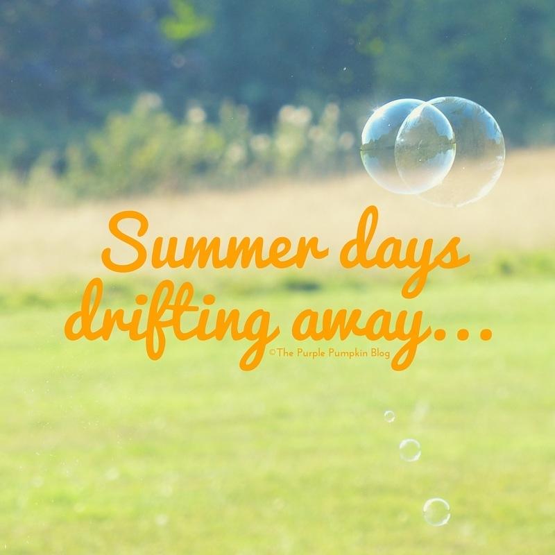 Summer Days Drifting Away 187 The Purple Pumpkin Blog