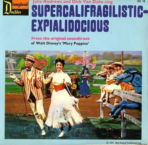 Supercalifragilisticexpialidocious Record