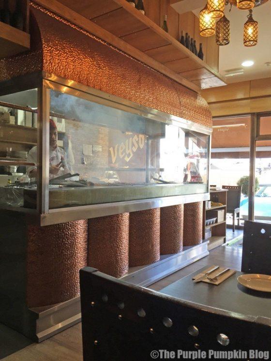 Veysos Meze BBQ Restaurant, Collier Row
