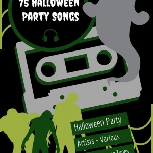 75 Halloween Party Songs - an awesome Spotify playlist for a Halloween party! There is 4+ hours worth of music here!
