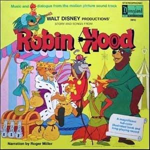 Disney Robin Hood Soundtrack