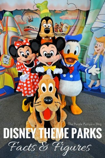 Disney Theme Parks Facts Figures