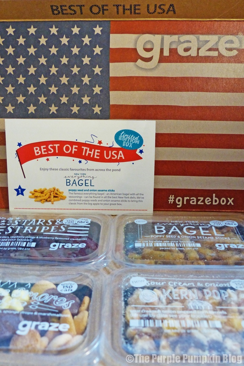 The British healthy snacks maker Graze is to make its appearance in thousands of shops in the US after a UK government clampdown on supermarkets selling confectionery helped the brand to thrive in.