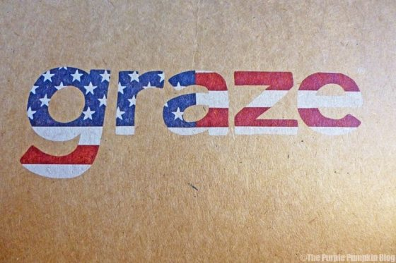 Graze Box - Best of the USA