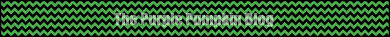 Green Chevron Paper Chains