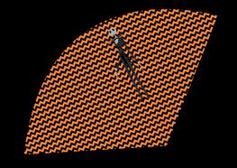Halloween Popcorn Cones - The Nightmare Before Christmas - Jack Skellington