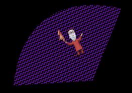 Halloween Popcorn Cones - The Nightmare Before Christmas - Lock