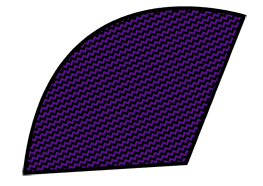 Halloween Popcorn Cones - The Nightmare Before Christmas - Purple