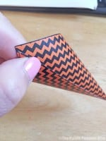 How To Make Hanging Treat Cones