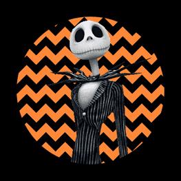 Nightmare Before Christmas - Jack Skellington - Halloween Toppers